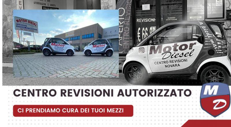 Offerta centro revisioni multimarca a Novara – Offerta concessionario multimarca a Novara