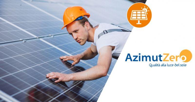 Azimut Zero Sestu - offerta installazione impianti fotovoltaici aziendali industriali chiavi in mano