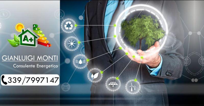 GIANLUIGI MONTI - offerta consulente energetico certificato per riduzione costi energia