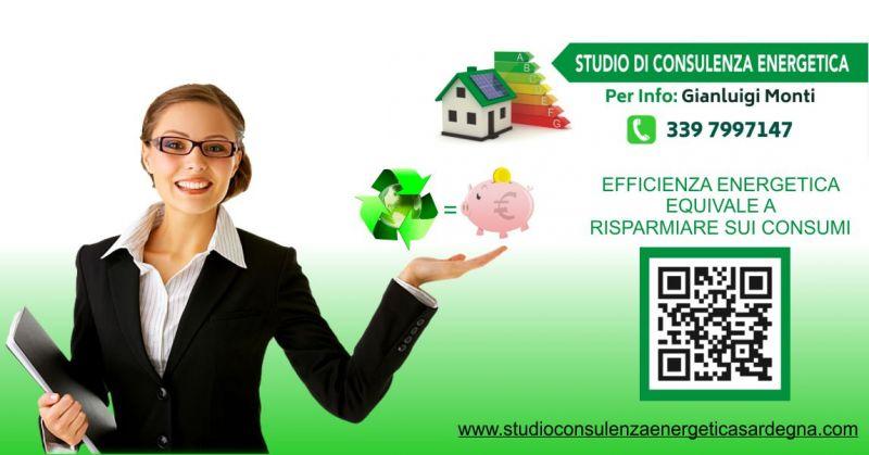 GIANLUIGI MONTI - offerta consulenza energetica omaggio per ottenere incentivi