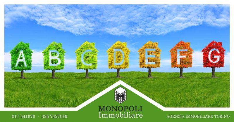 MONOPOLI IMMOBILIARE - offerta pratiche per certificazione classe energetica immobili Torino