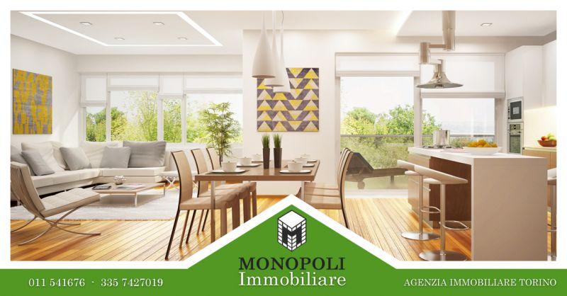 MONOPOLI IMMOBILIARE - offerta valutazione valore immobili quotazioni immobiliari Torino
