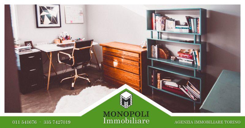 MONOPOLI IMMOBILIARE - offerta affittare appartamento/stanza a studenti Torino
