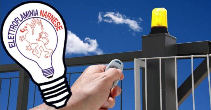 offerta vendita automazioni per cancelli - occasione acquisto telecomandi per cancelli Narni