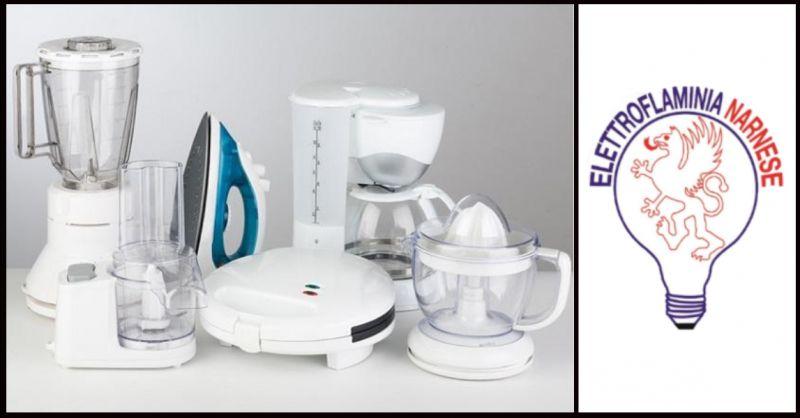offerta vendita piccoli elettrodomestici - occasione vendita accessori antenne tv Narni Terni
