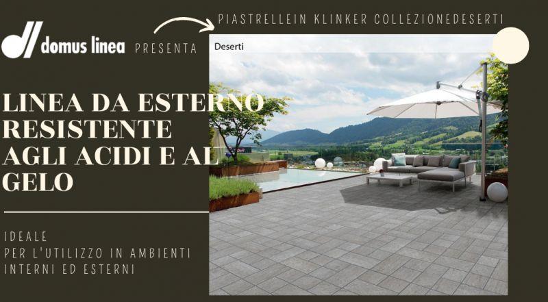 Vendita pavimento da esterno e interno Klinker della collezione Deserti a Modena a Reggio Emilia – Occasione posa pavimento resistente al gelo a a Modena a Reggio Emilia