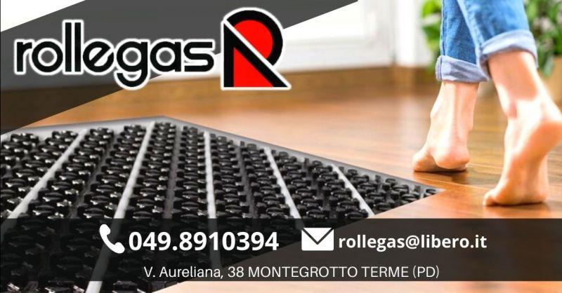 Offerta installazione impianti di riscaldamento a pavimento Padova - Occasione specialisti riscaldamento a pavimento