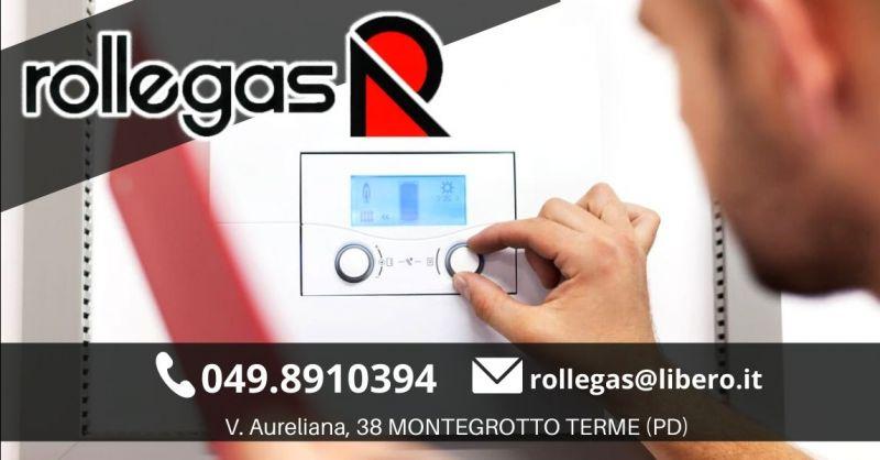 Offerta assistenza riparazione caldaia Padova provincia - Occasione interventi di manutenzione caldaie straordinaria