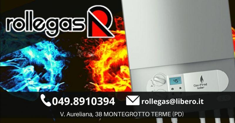 Occasione servizio di installazione caldaie professionale - Offerta manutenzione caldaia a condensazione Padova