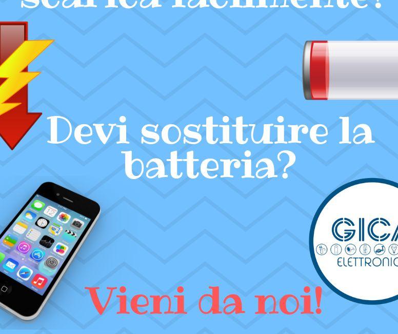 OFFERTA SOSTITUZIONE BATTERIA CELLULARE trani - offerta sostituzione batteria SMARTPHONE trani