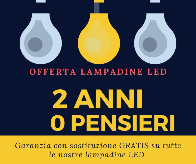 OFFERTA LAMPADINE A LED trani - promozione lampadina GLOBO trani