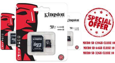 offerta micro sd kingston trani promozione micro sd compatibili con smartphone trani