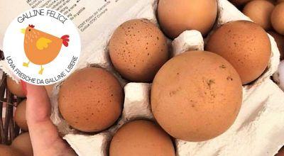 occasione consegna a domicilio uova zona roma
