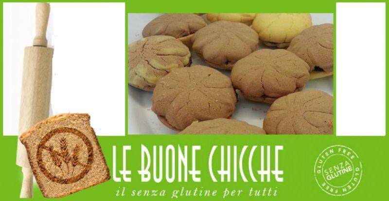 Le Buone Chicche - Offerta produzione Biscotteria secca e dolci senza glutine lattosio Sovizzo