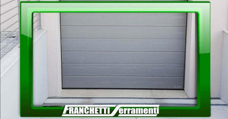 Offerta Vendita portoni sezionali Hörmann Lonigo - Occasione Basculante da garage Vicenza