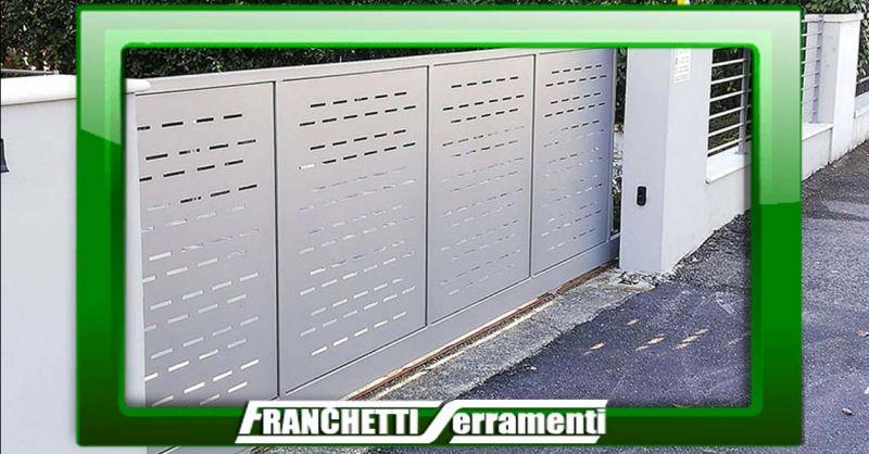 Offerta Cancelli Su Misura in ferro battuto Vicenza - Occasione Cancelli motorizzati o manuali