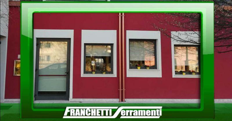 Offerta Serramenti a battente in Alluminio Vicenza - Occasione vendita serramenti Gastaldello