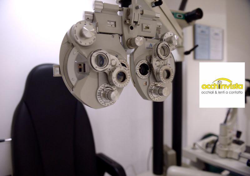 OTTICA INVISTA FASHION offerta visita optometrica - promozione controllo della vista