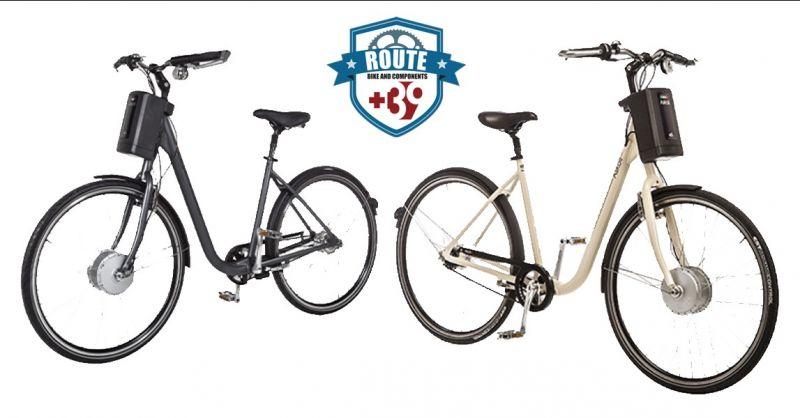 ROUTE+39 - offerta bici elettriche Trento