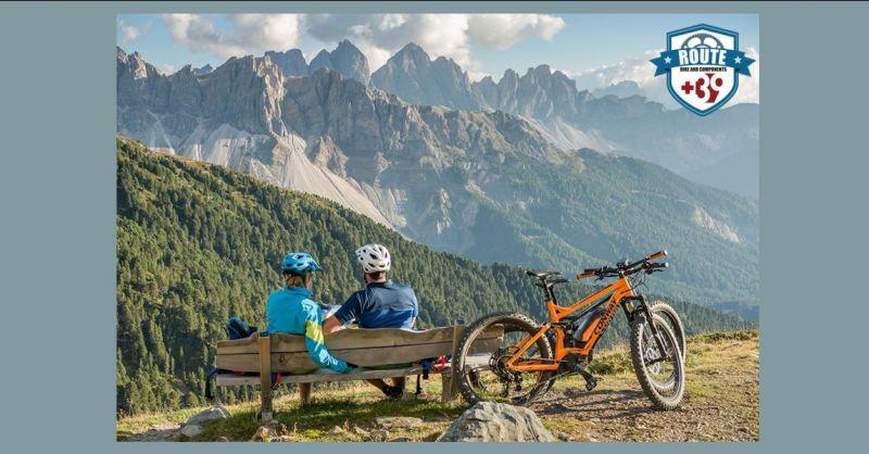 ROUTE+39 - offerta bici muscolari Trento