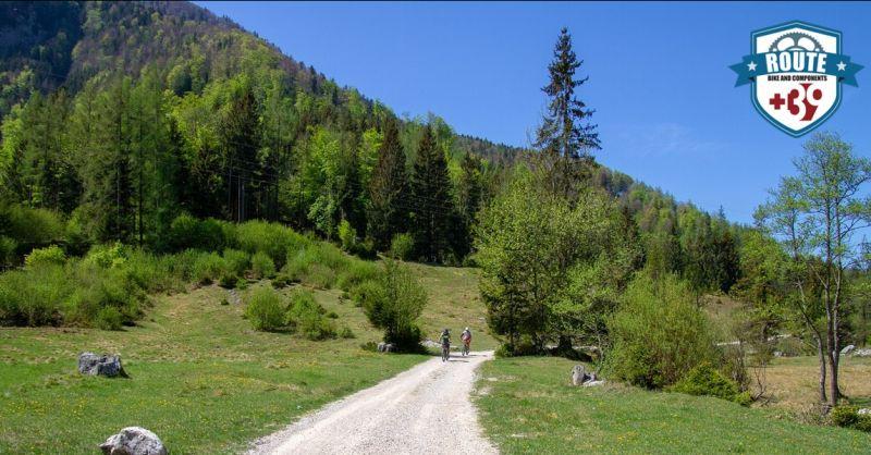ROUTE+39 - offerta bici gravel Trento
