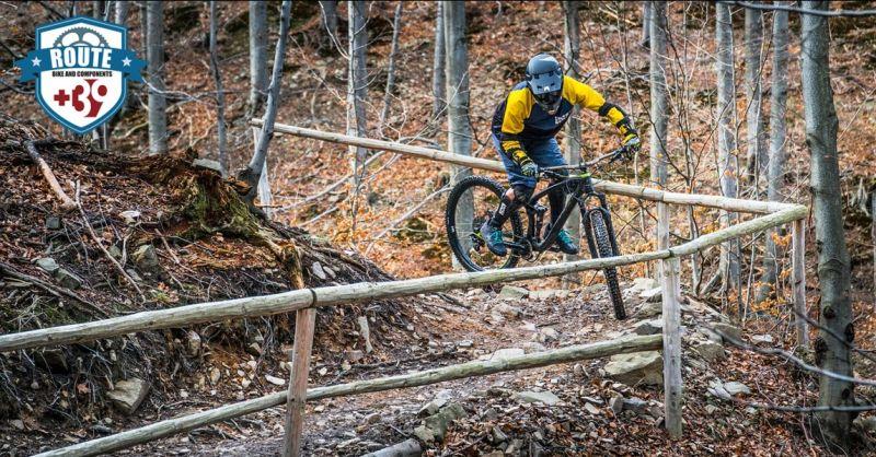 ROUTE+39 - offerta bici da enduro Trento