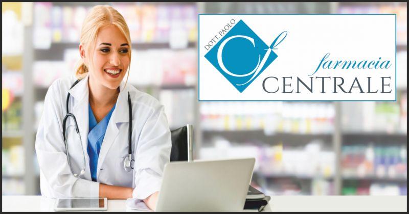 farmacia centrale paolo offerta sito e-commerce - occasione prodotti medici pescara