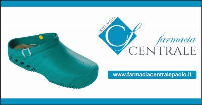 farmacia centrale paolo offerta zoccoli dr scholl occasione zoccoli professionali