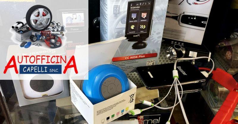 Servizio Elettrauto Parma Montaggio Impianti Stereo Hi Fi