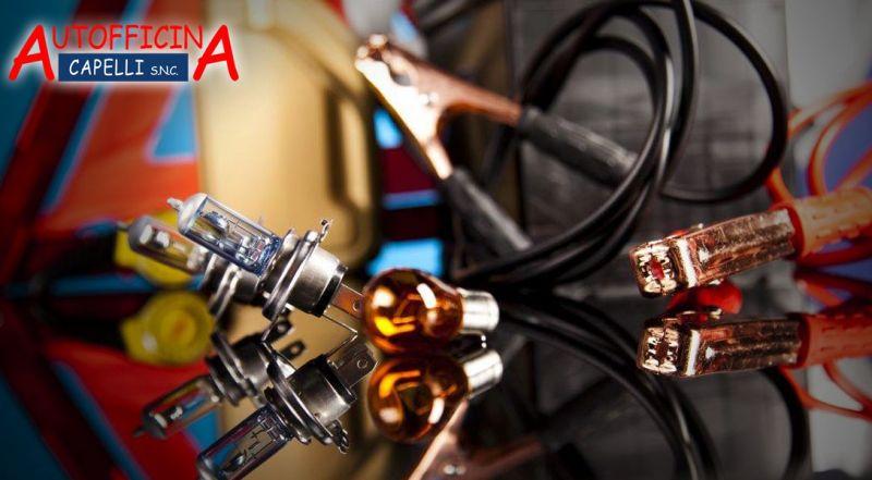 Offerta elettrauto riparazione impianto elettrico Parma – promozione montaggio impianti stereo hi fi Parma