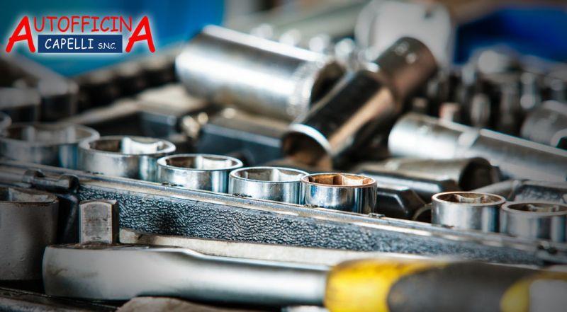 Offerta autofficina manutenzione motore Parma – Promozione riparazione impianto climatizzazione Parma