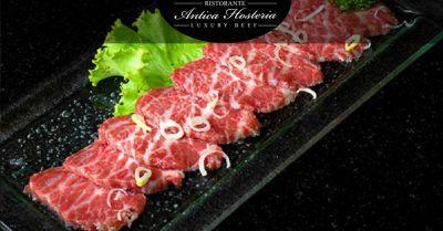 occasione carne di kobe zona genzano di roma offerta carne giapponese zona velletri