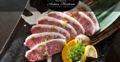 occasione carne giapponese zona anzio offerta carne di kobe zona latina
