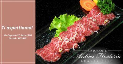 offerta ristorante kobe latina occasione ristorante con carne giapponese latina