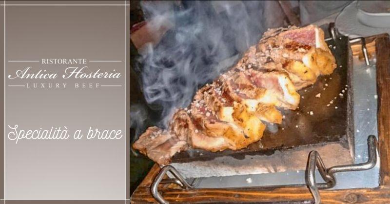 offerta ristorante con carne alla brace roma - occasione ristorante di carne roma