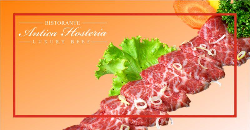 Offerta carne kobe ristoranti ostia - occasione menu con carne giapponese castelli romani