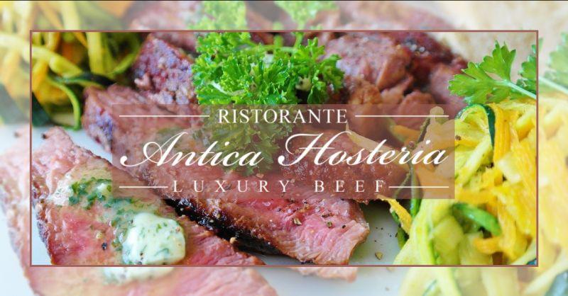 Offerta ristorante di carne alla brace aprilia - occasione ristorante carne pregiata cisterna