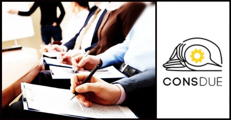 CONSDUE - offerta corsi di formazione professionale per aziende Verona