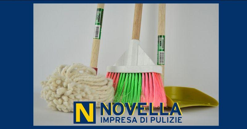 IMPRESA DI PULIZIE NOVELLA - offerta pulizie condomini Modena