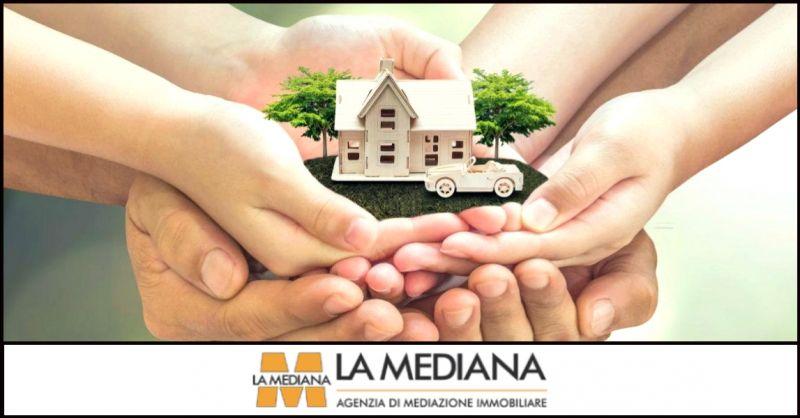 LA MEDIANA - offerta servizio di compravendita di immobili Carmignano di Brenta Padova