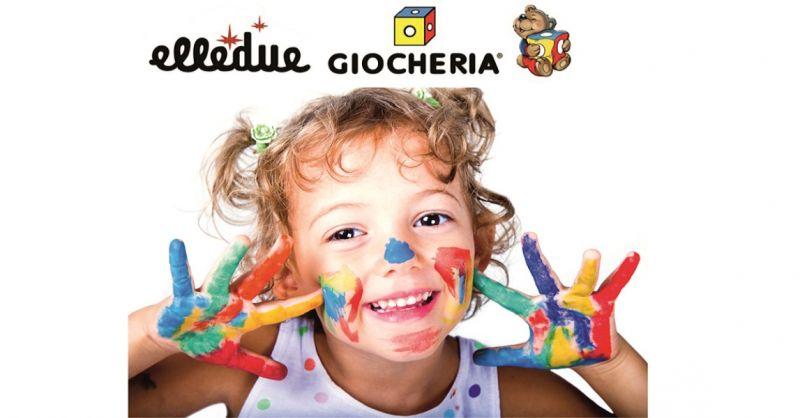 offerta negozio di giocattoli  e vendita giocattoli on line - GIOCHERIA ELLE DUE SRL