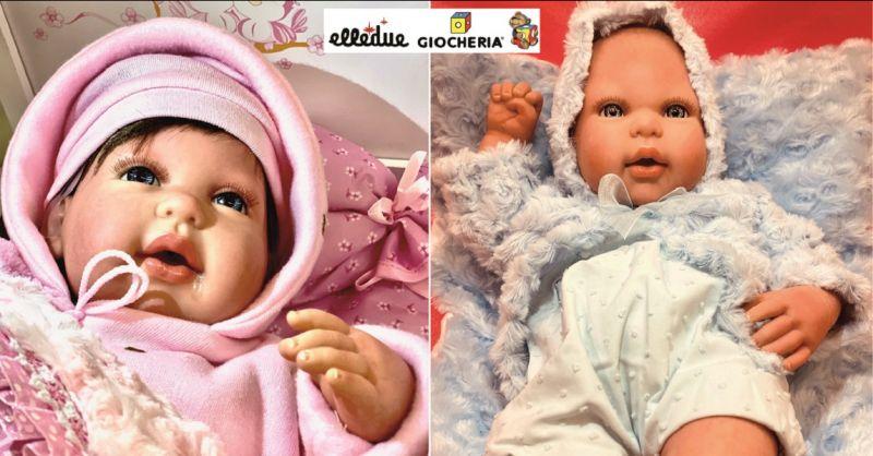 Vendita bambole e accessori reborn - Vendita bambole arias e gotz