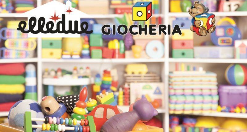 cerca il migliore negozio di giocattoli a Varese e provincia - ELLE DUE GHIOCHERIA
