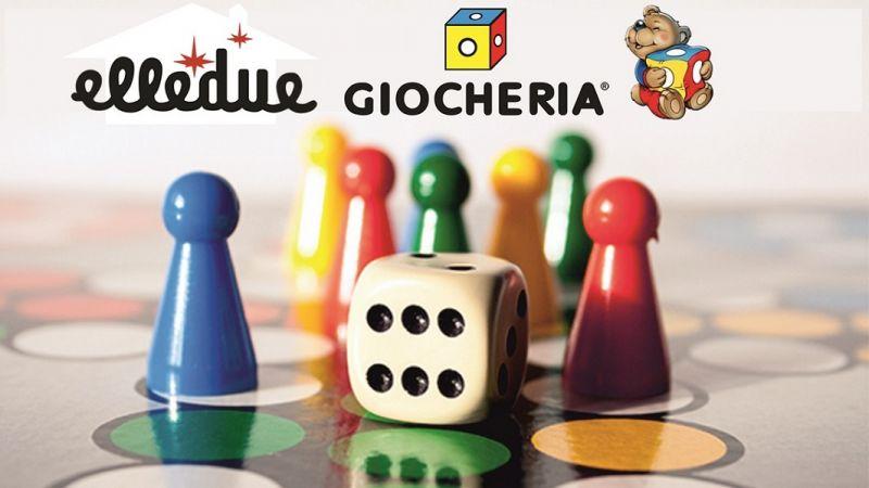 offerta giochi di società e da tavolo - promozione negozio di giochi e giocattoli