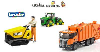 offerta giochi e giocattoli bruder varese promozione giochi e giocattoli per bambini