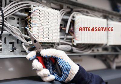 arte casa servizi offerta elettricista pronto intervento rapido impianto elettrico guasto cornaredo
