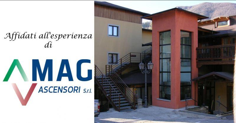 MAG ASCENSORI - offerta ascensorista Modena
