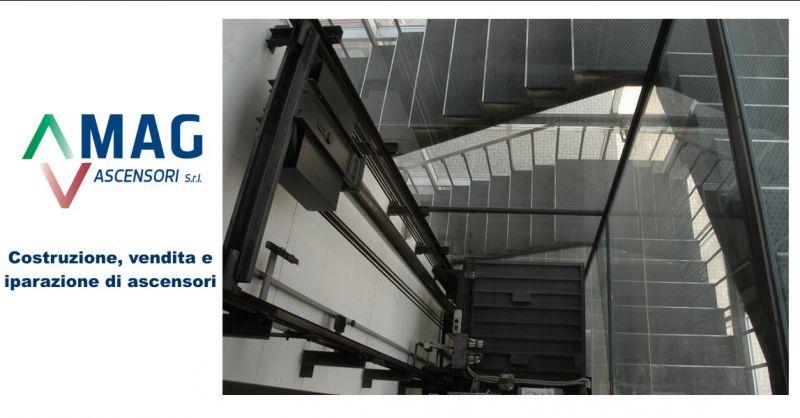 MAG ASCENSORI - offerta ascensori riparazione Modena