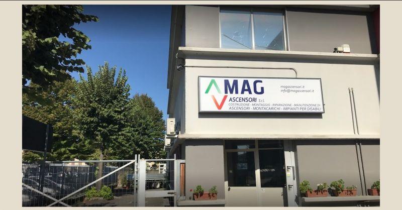 MAG ASCENSORI - offerta montavivande Modena