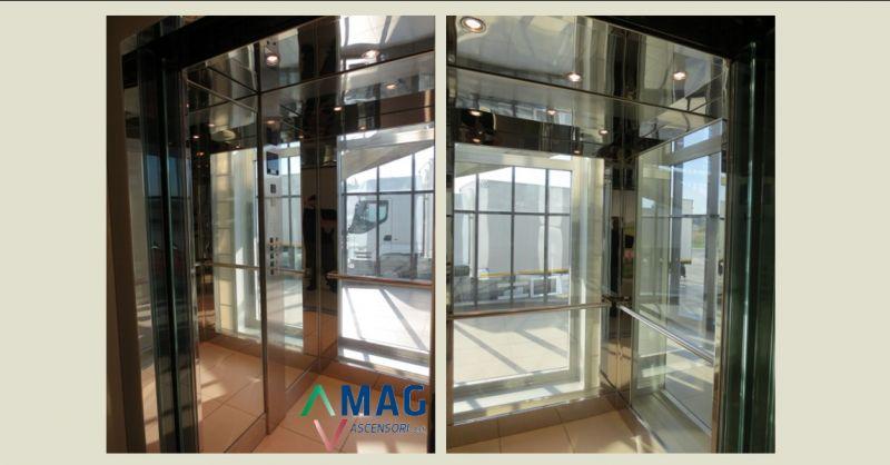 MAG ASCENSORI - offerta impianti elevatori per disabili Modena